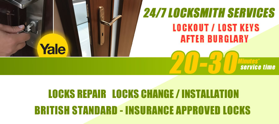 Chertsey locksmith services
